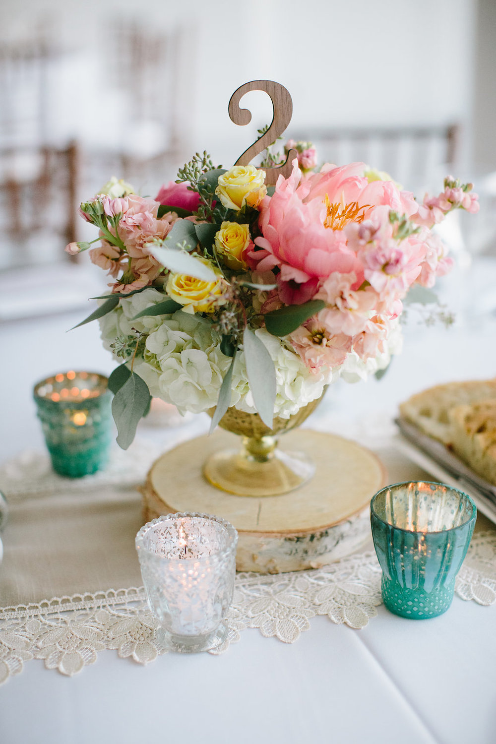Flowers by Fleur Inc, photo by Katie Kett Photography