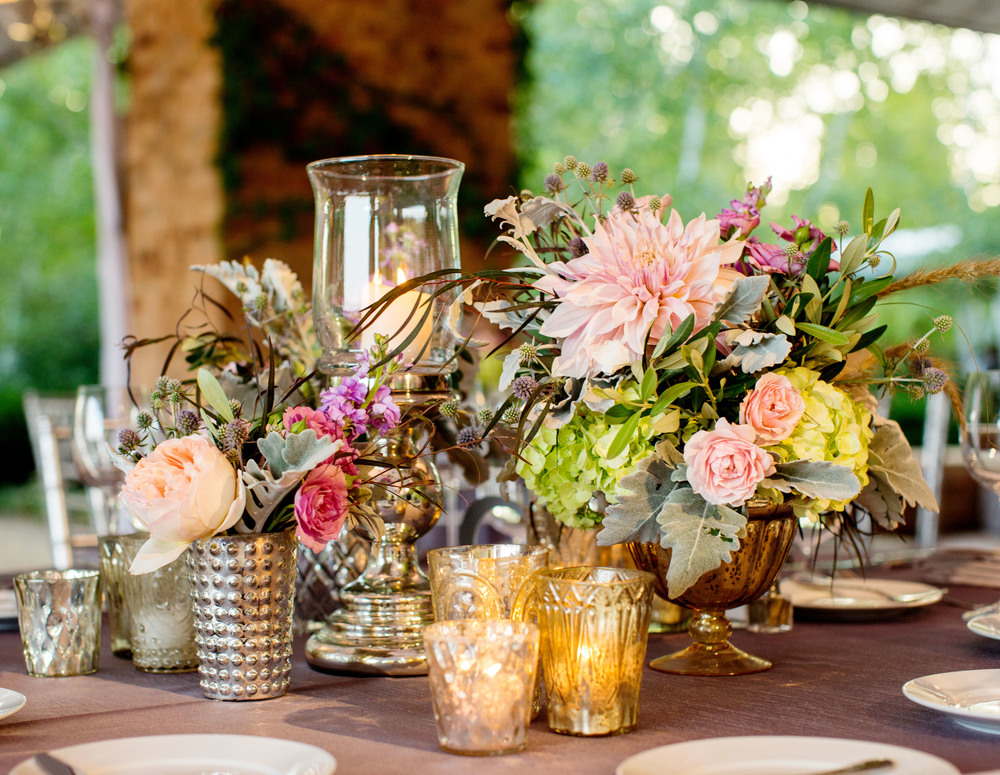 Flowers by Fleur Inc, Planning by SQN Events, Photo by Olivia Leigh Weddings