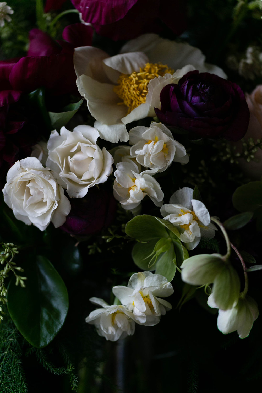 Flowers by Fleur Inc, Photo by Emilia Jane Photography