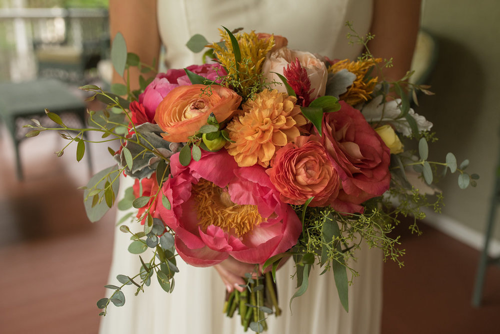 Flowers by Fleur Inc, Photo by Thara Photo