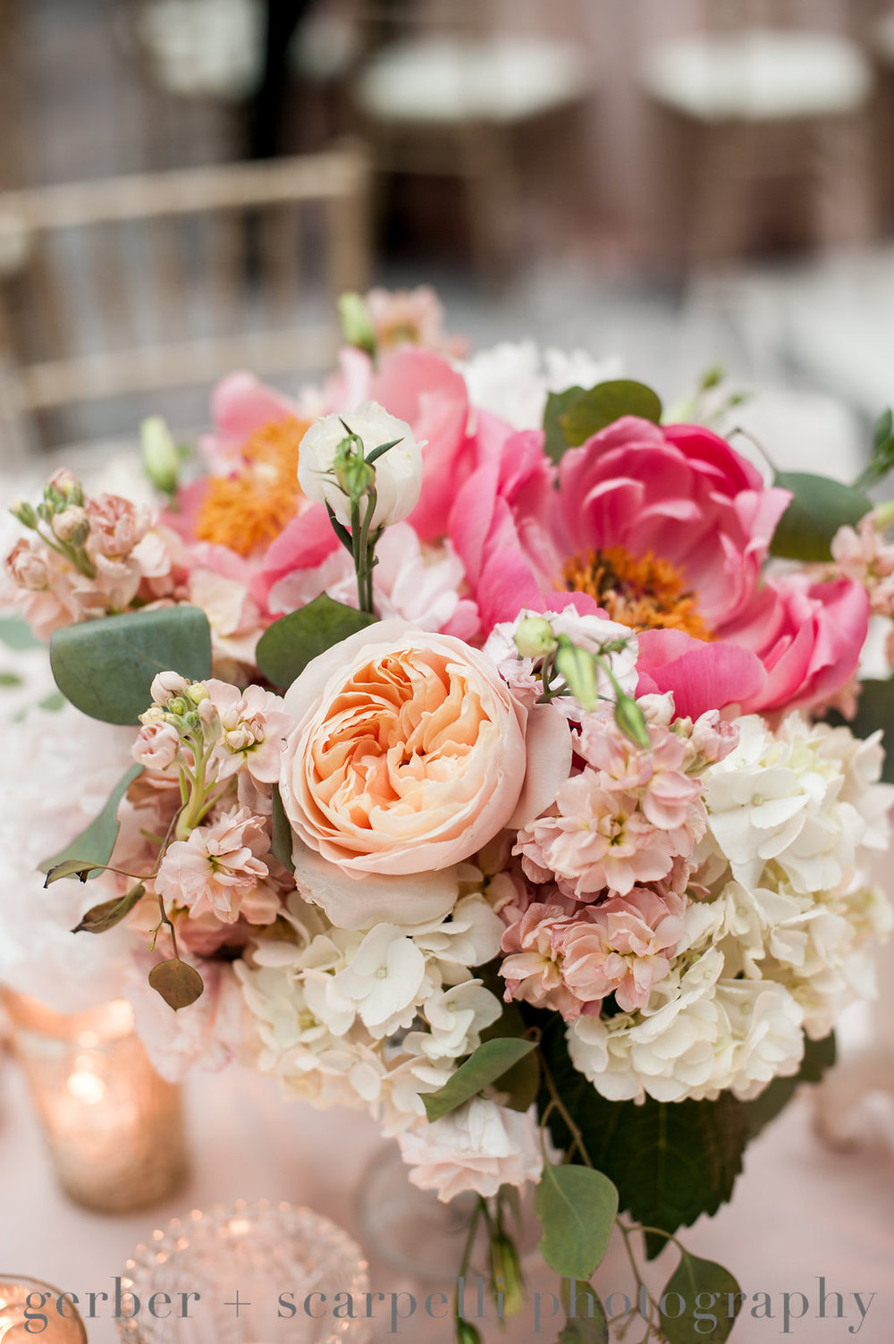 Flowers by Fleur Inc, Photo by Gerber & Scarpelli Photography, Planning by LK Events