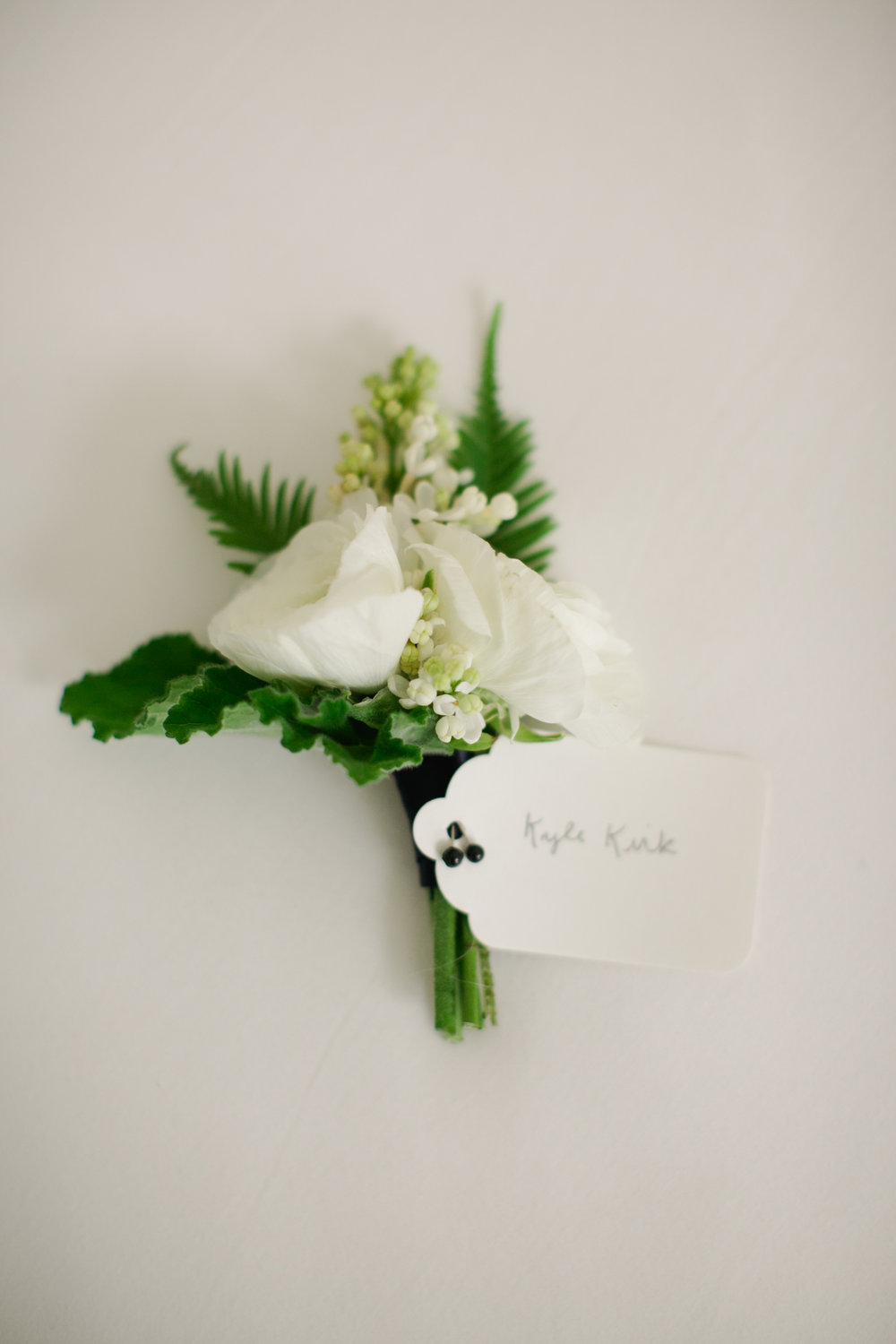 Flowers by Fleur Inc, Photo by Kate Headley, Planning by BCR Events