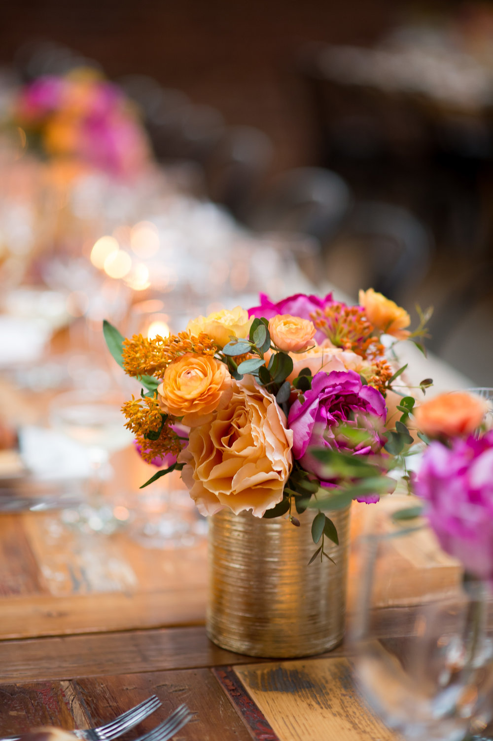 Flowers by Fleur Inc, photo by Julia Franzosa Photography, Planning by Estera Events