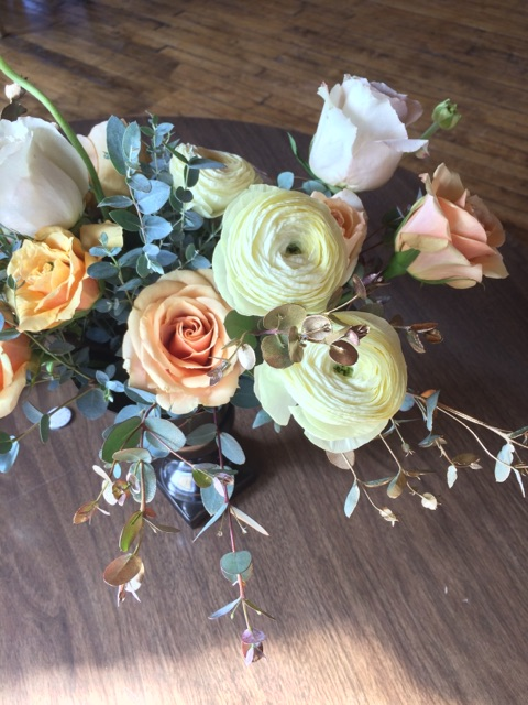 Flowers designed by Fleur Inc