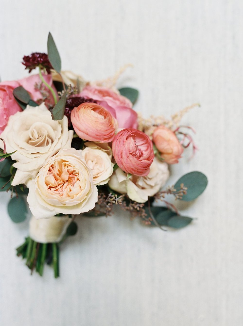 Fleur-Inc-Wedding-Logan-Square-Florist-Kyle-John-Photography-Bridal-Bouquet-Ranunuclus