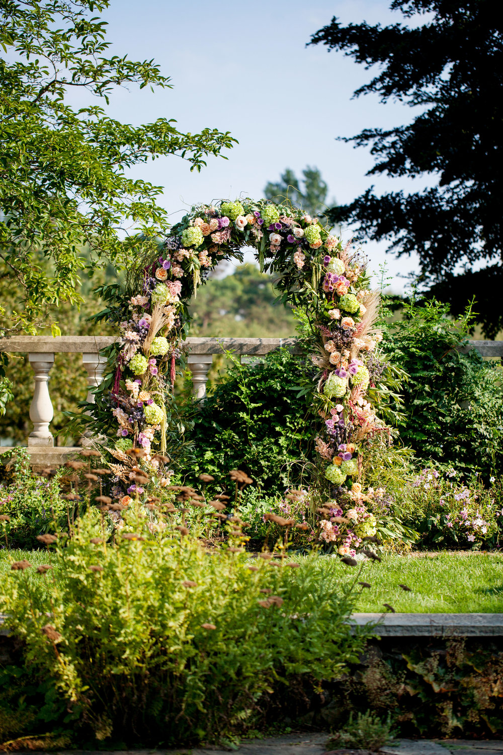 Chicago-Botanic-Garden-Ceremony-Fleur-Inc