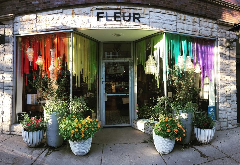 Logan Square Shopping, Fleur Inc, Pride Month