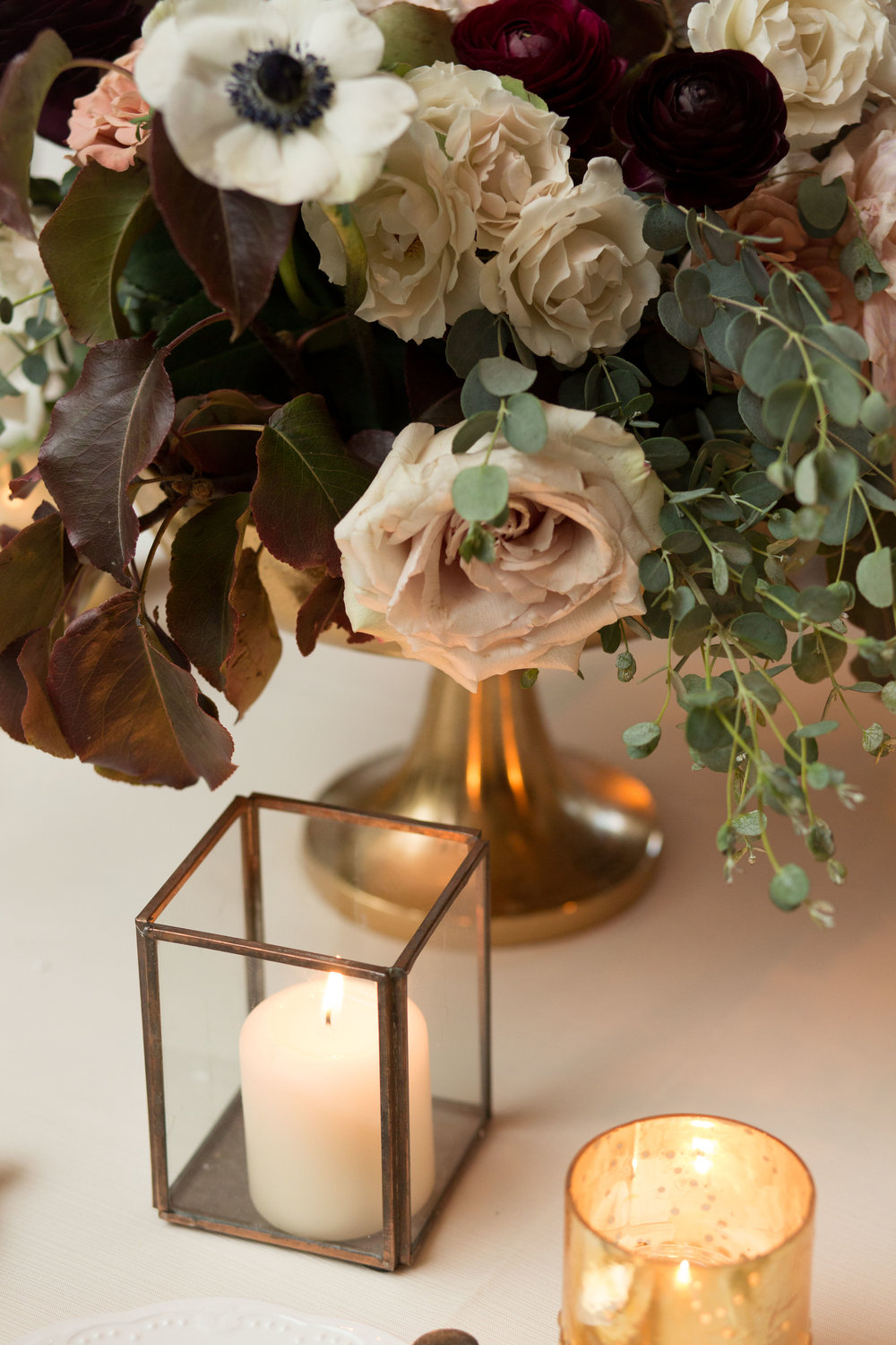 Floral by Fleur Inc, Photo by Natalie Probst