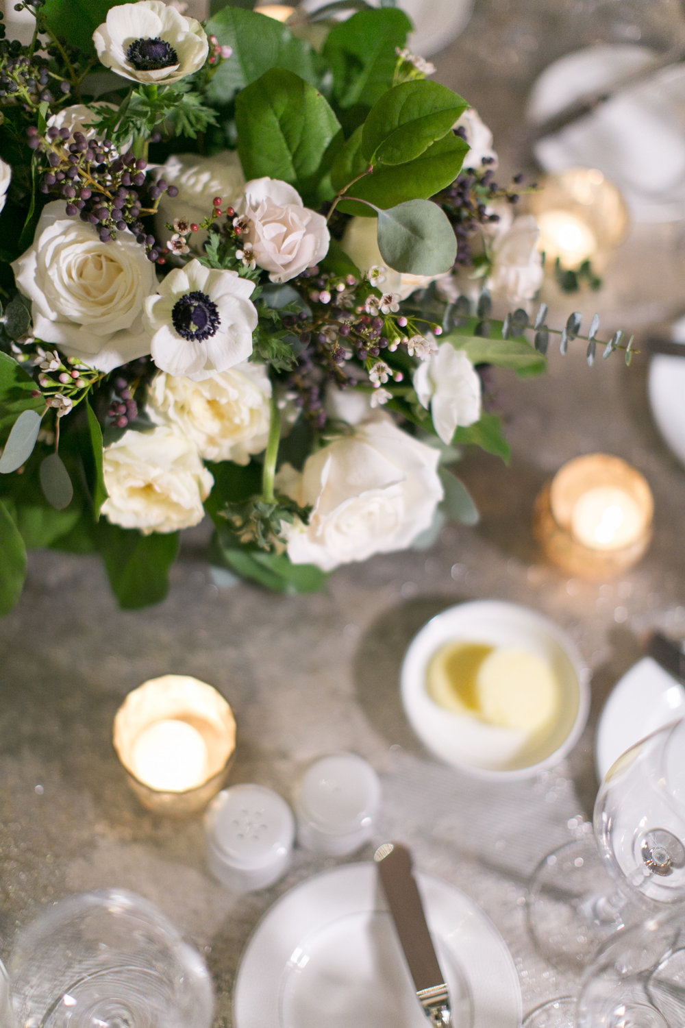 Flowers by Fleur, Photo by Christy Tyler Photography at the Langham Hotel with O'Hana Events