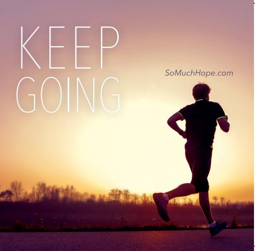 Keep Going CD - SoMuchHope.com