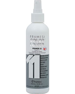 Live for Leave-in - Use a great leave-in conditioner like Framesi Primer 11.