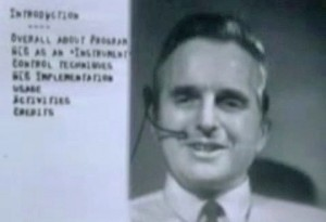 Another Douglas, Douglas Engelbart