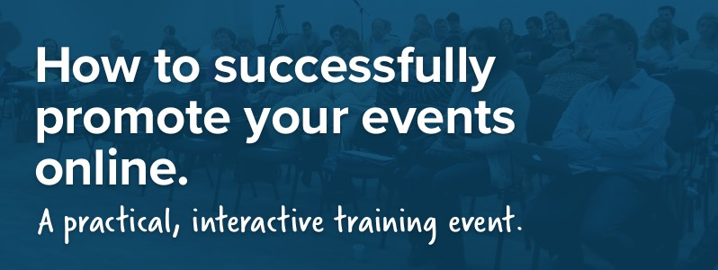 A practical, interactive training event.