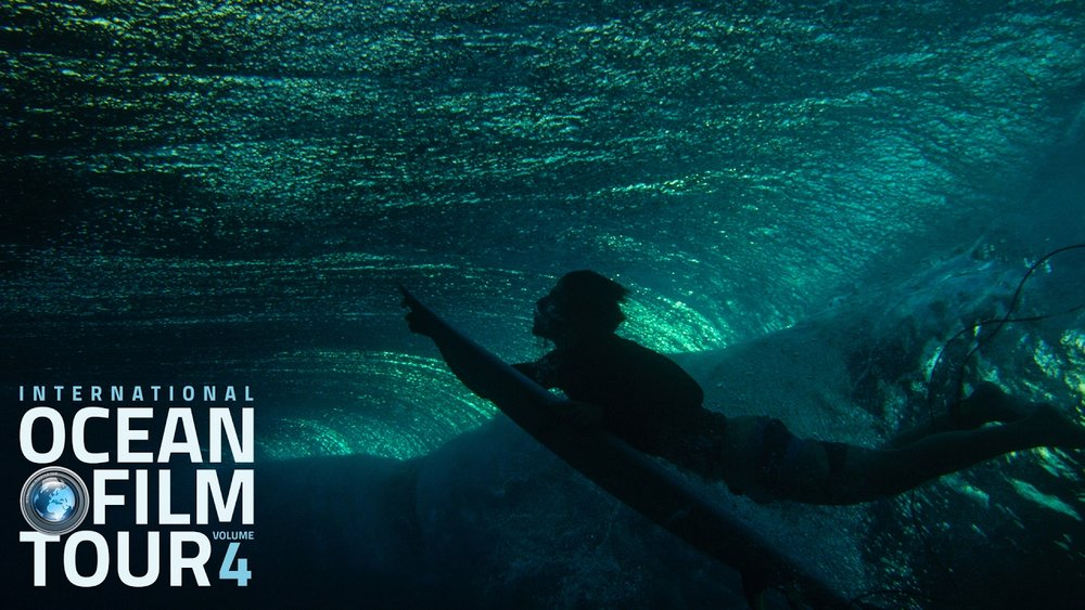 - OCEAN FILM TOUR VOL. 4 ARRIVES TO THE U.S.