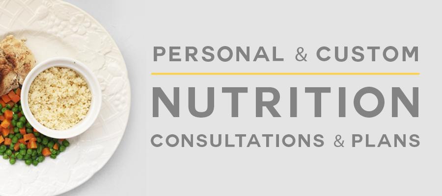 Nutrition plan boulder