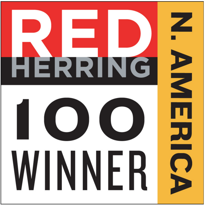 Red Herring Top 100 North America Winner