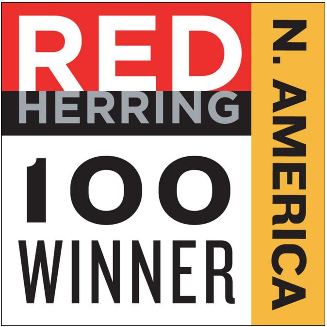 Red Herring Top 100 North America Winner