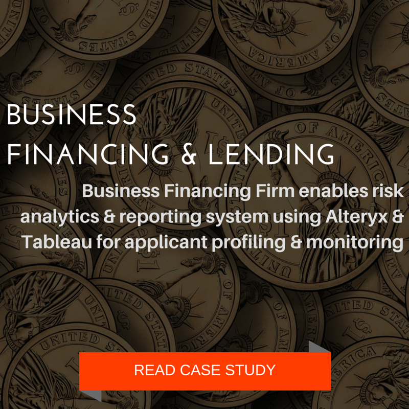 Business Financing and Lending Analytics