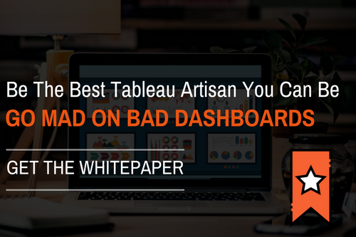 Business-ready Tableau dashboards - Whitepaper