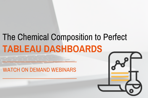 Perfect Tableau Dashboards - Webinars