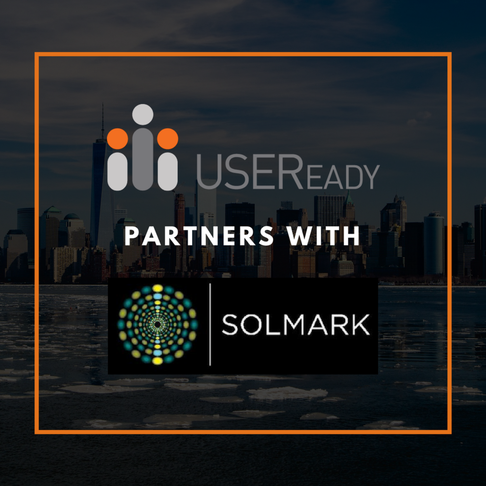 USEREADY PARTNERS WITH SOLMARK