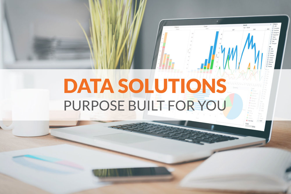 Data Solutions purpose built for you
