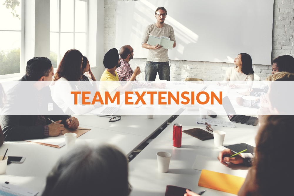 BI team augmentation and staffing services