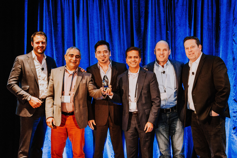 Tableau Partner of the Year 2017 -
