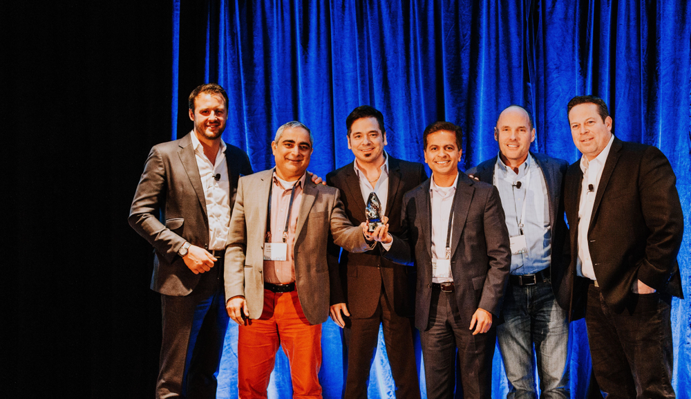 Tableau Services Partner Of The Year -