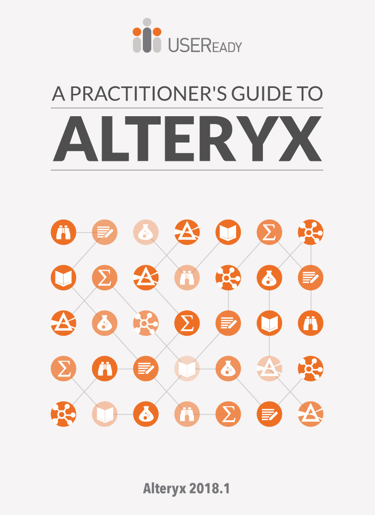 Alteryx Book 2018.1