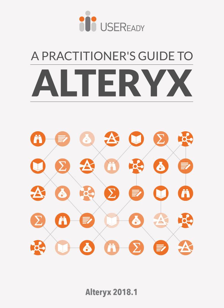 Alteryx Book 2018.1
