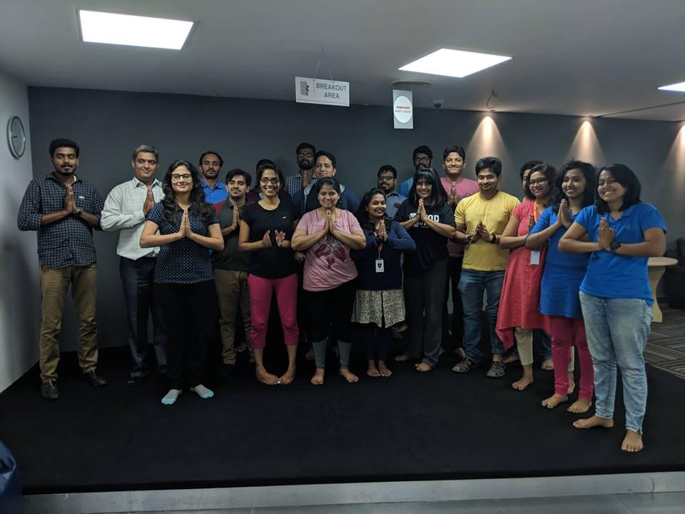 Yoga Day - International Day of YogaJune 21 2018