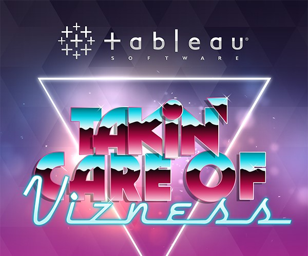 Tableau Conference  - November 13-14 2018, Columbus, OH
