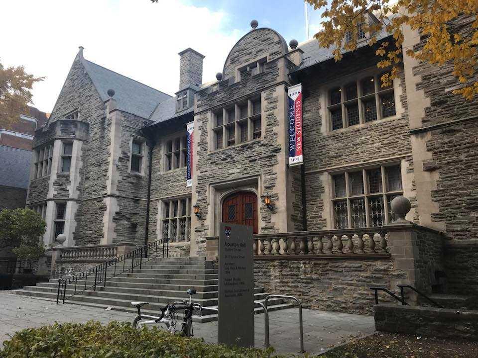 Campus Drive - Wharton Analytics ProgramNovember 02 2018,Philadelphia, PA