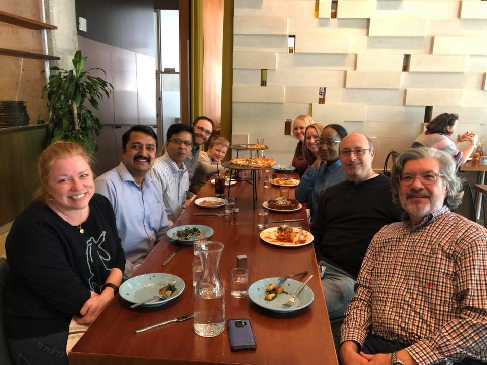 Meeting with Tableau Professional Services Team - November 21 2018