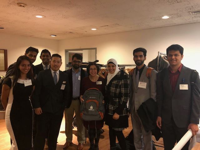 Corporate Networking Event at Stevens! - November 28 2018
