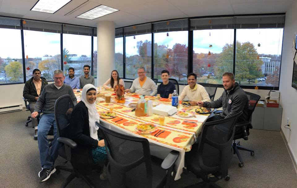 Thanksgiving Party - November 10 2018