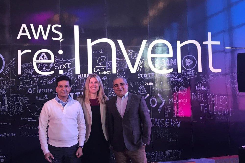 AWSre: Invent - November 25 - 29 2018Las Vegas, NV