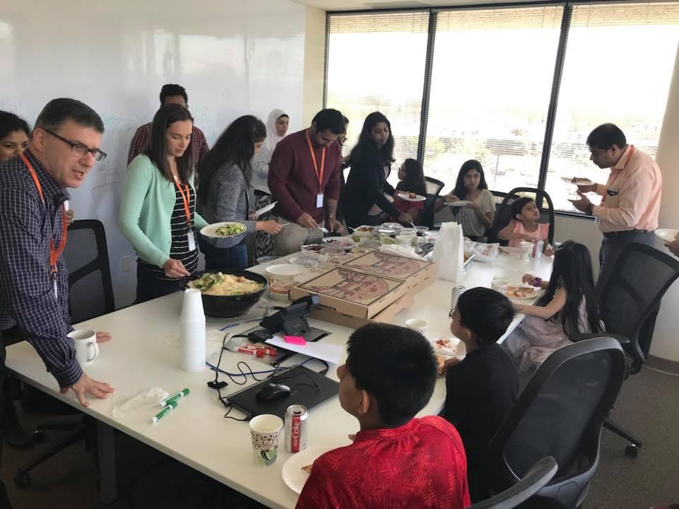 UR Kids Day @ Cranford office - April 27 2018