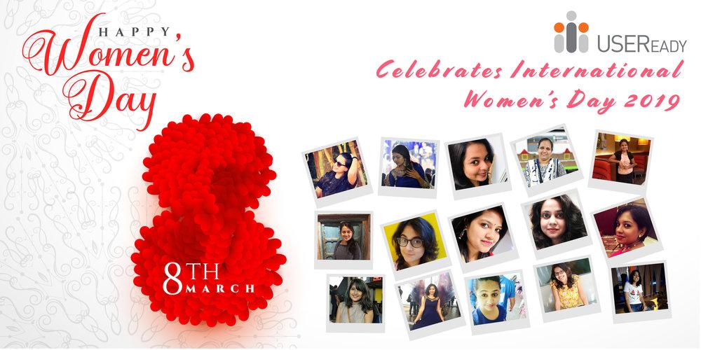 International Women's Day Celebration - March 8, 2019