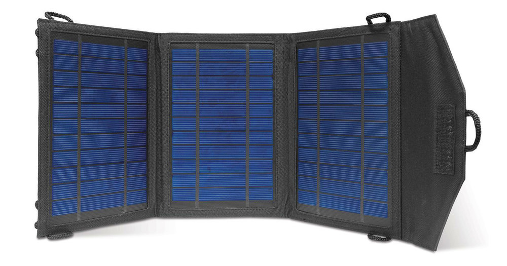 Instapark Mercury Solar Charger  ,  $68    Don't let a dead phone or tablet derail your fieldwork plans (or that important, scenic selfie!). The Instapark Mercury 10 was recently deemed the best solar charger on the market by Outdoor Gear Lab, and can charge two USB-compatible devices.  Amazon