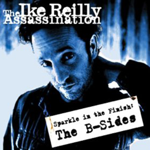 SPARKLE IN THE FINISH: THE B-SIDES   (2005 Rock Ridge Music)