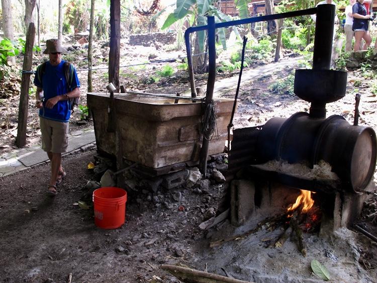 Galapagos Sugar Cane Distillery