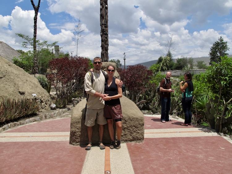 Biking Through Ecuador, the Equator
