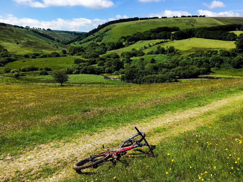 Mountain Biking Southwest England