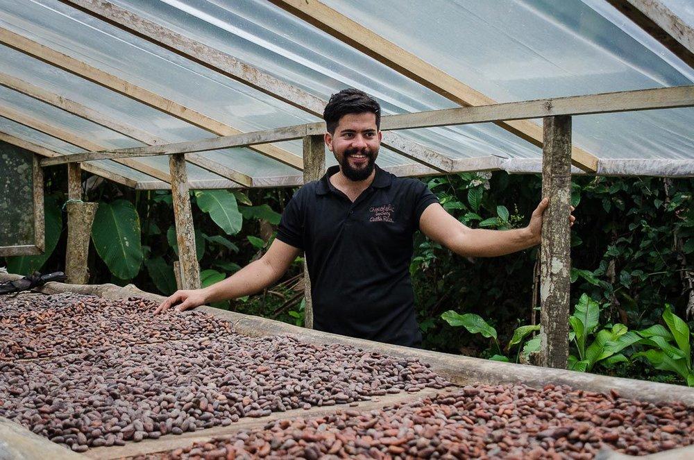 Cacao Farm Costa Rica
