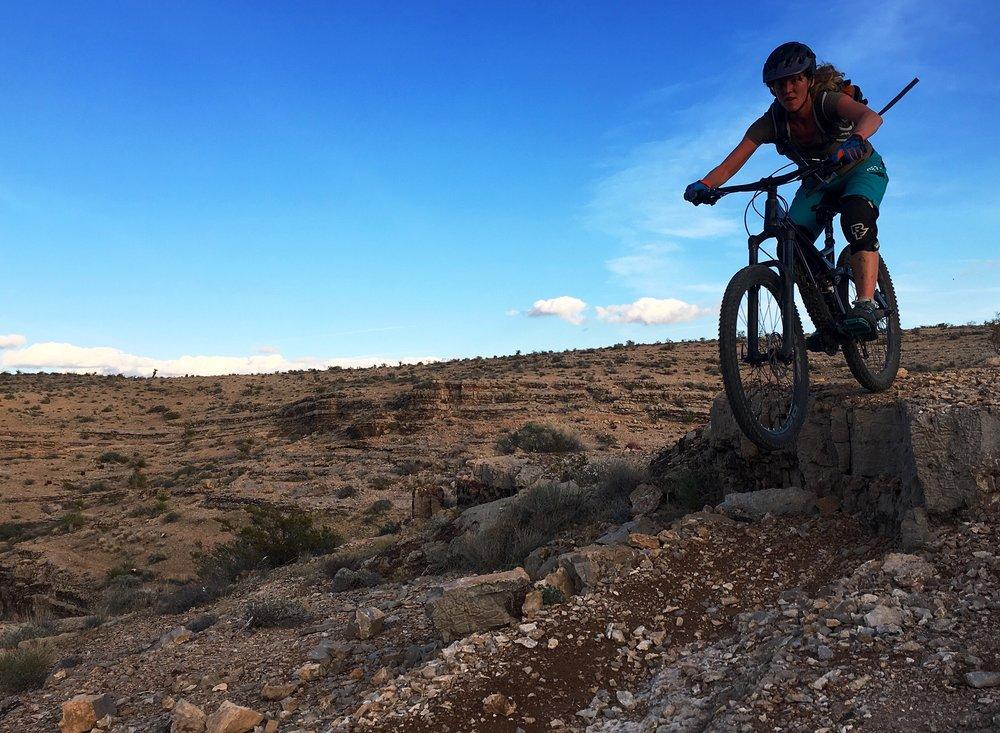 Las Vegas Mountain Biking
