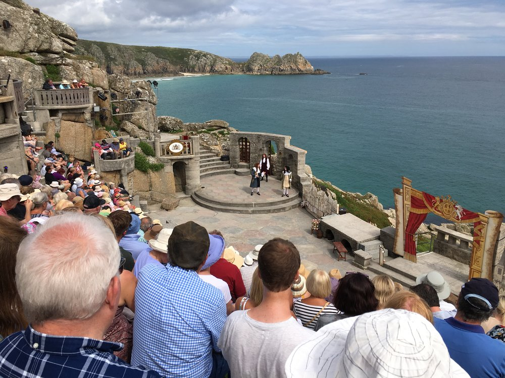 Minack Theater, Cornwall England