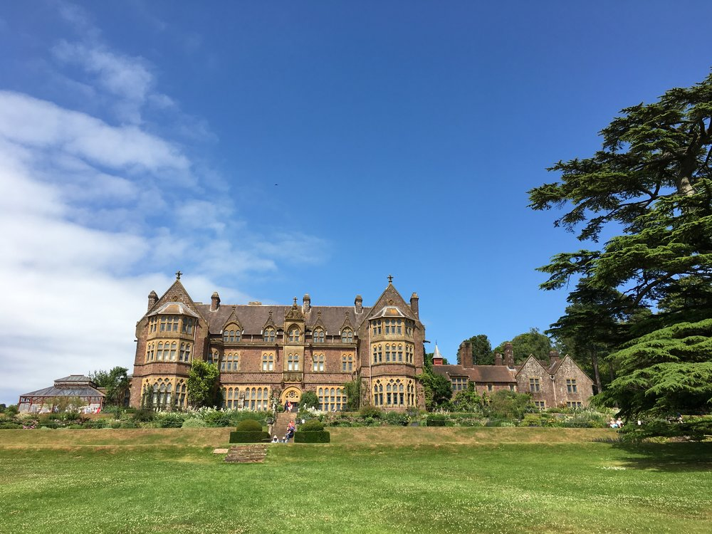 Knightshayes Court, England