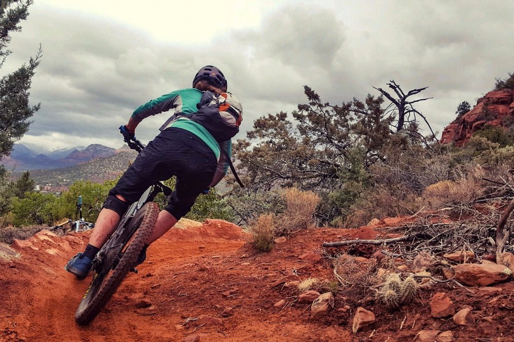 Mountain Bike Trips - Hurricane, Sedona, Bend, Oakridge, Tucson, Phoenix